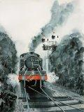 Steam Locomotive 5199 (SOLD)