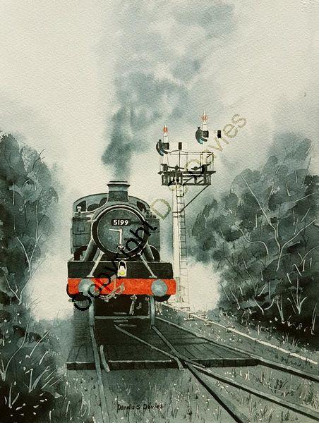 Locomotive 5199, Llangollen Railway