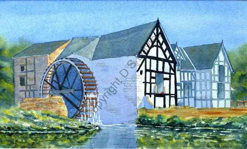 Marford Mill, Rossett