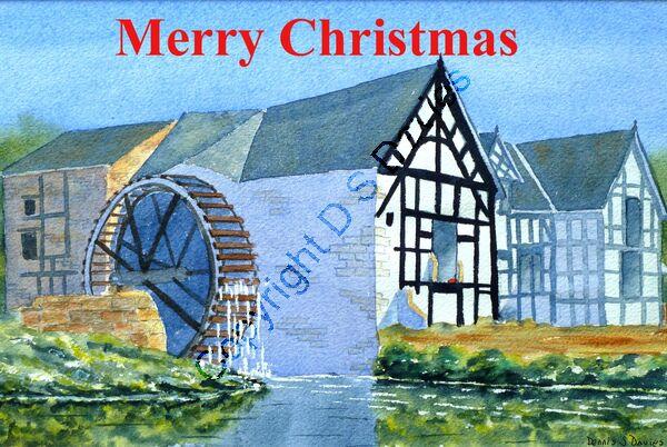 Rossett Mill - Christmas