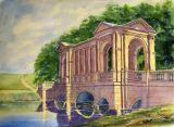 Palladian Bridge, Stowe