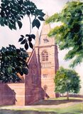 Pulford Church