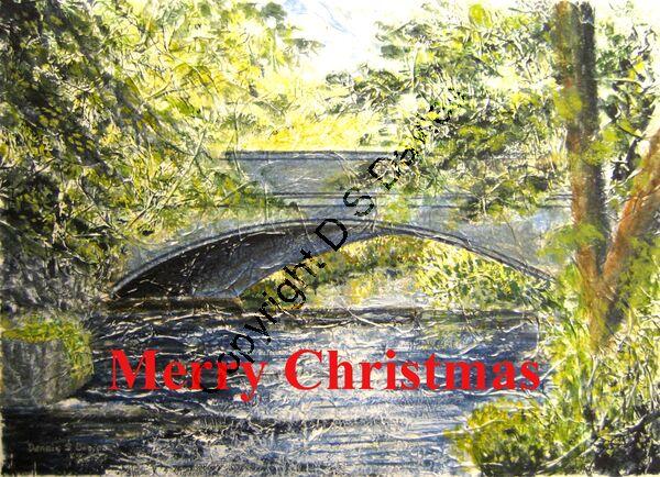 Rossett Bridge - Christmas