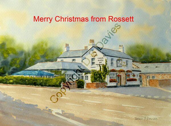 Merry Christmas Rossett 3
