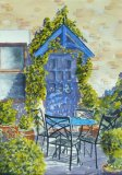 The Blue Door, Seahouses  (SOLD)