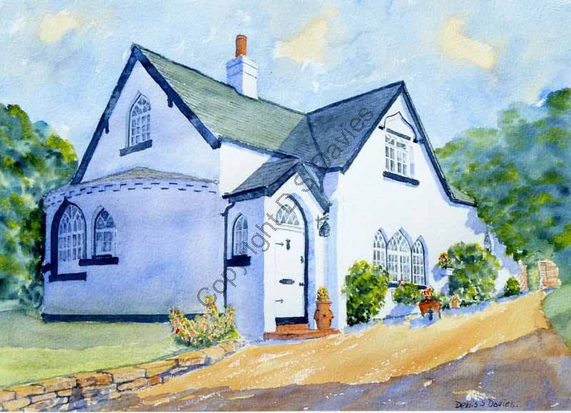 The Cottage, Marford, Wrexham