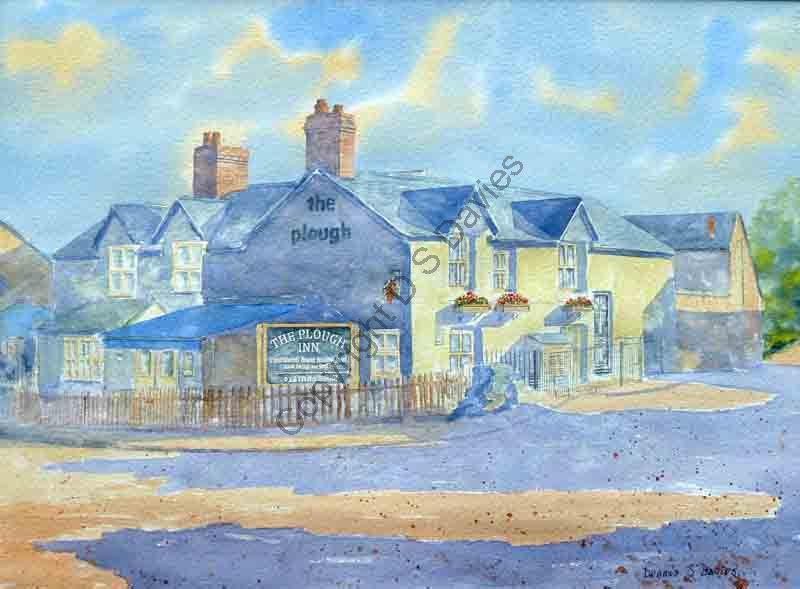 The Plough Inn, Gresford, Wrexham (SOLD)