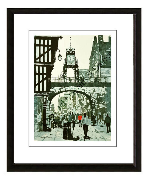 Time to Shop, Chester (SOLD)