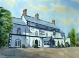 The Trevor Arms, Marford, Wrexham. (SOLD)