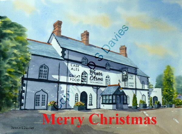 Trevor Arms, Marford - Christmas