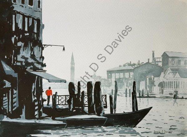 Venice Viewed from Murano