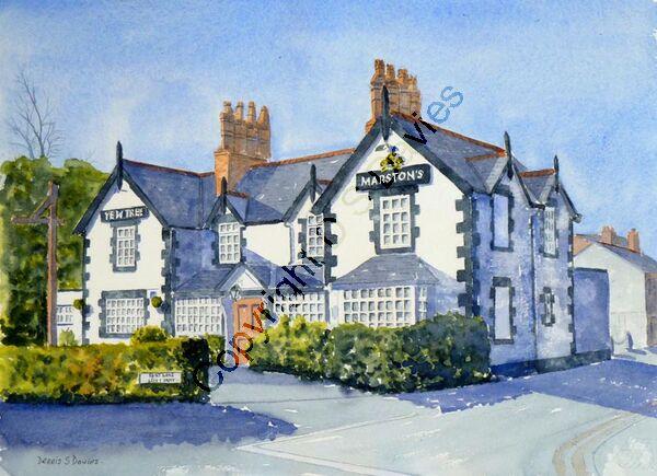 The Yew Tree Inn, Gresford
