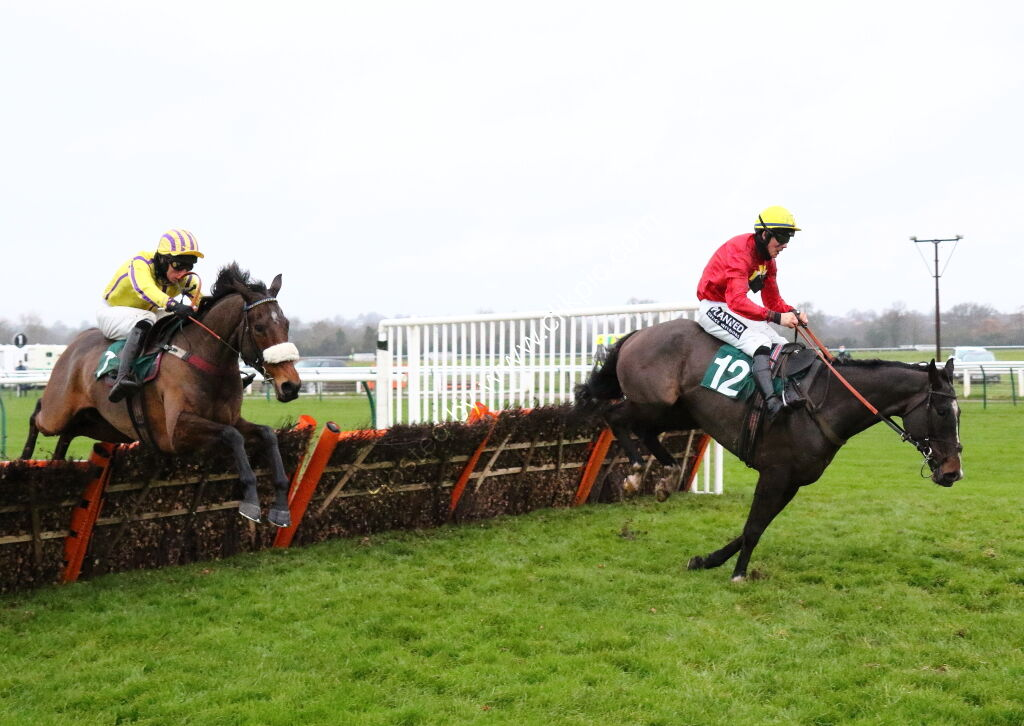 Wigley Group Handicap Hurdle.