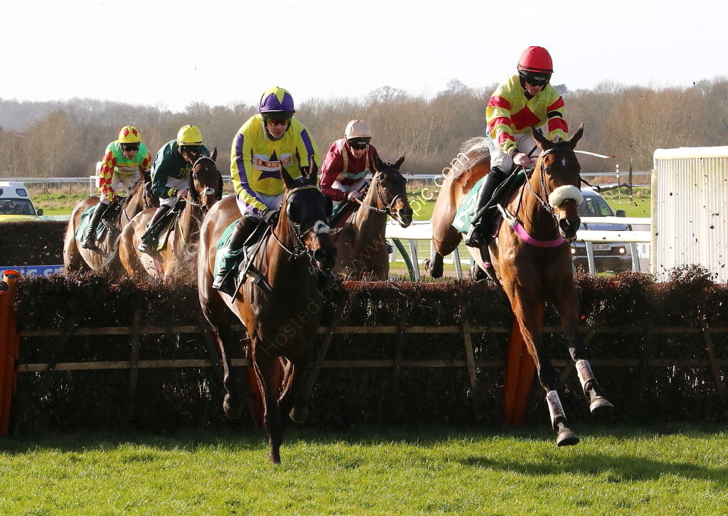 Racing Tv Novices' Hurdle