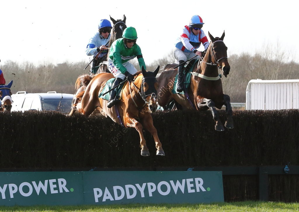Agetur Kingmaker Novices' Chase.