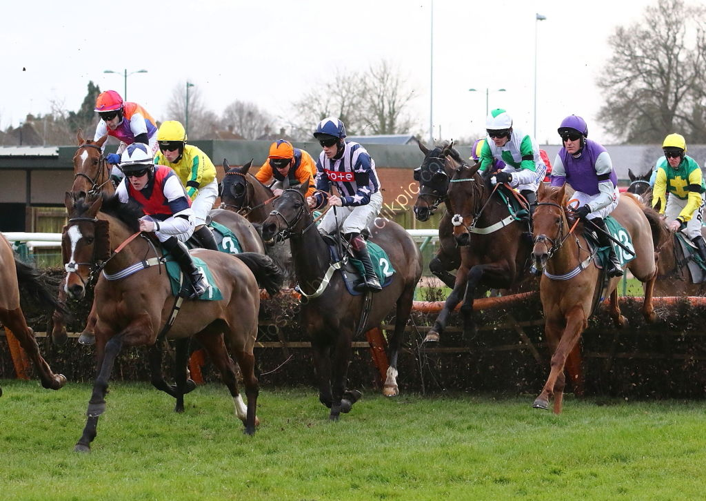 Larkshill Engineering H'cap Hurdle.
