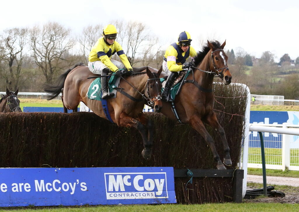 Edward Courage Cup H'cap Chase.