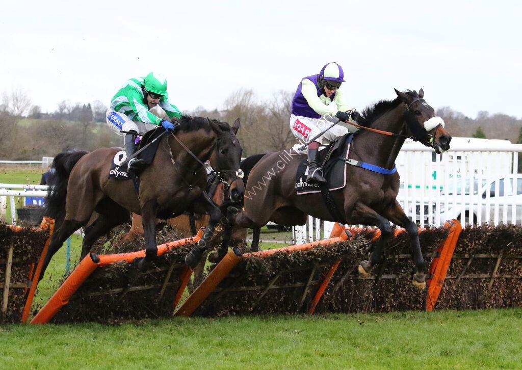 Ballymore Leamington Novices' Hurdle