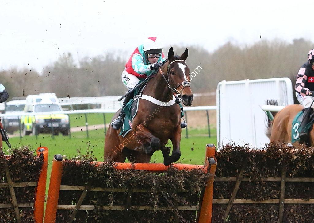 Racing Post Juvenile Hurdle
