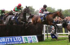 Weatherbys Novices' H'cap Chase