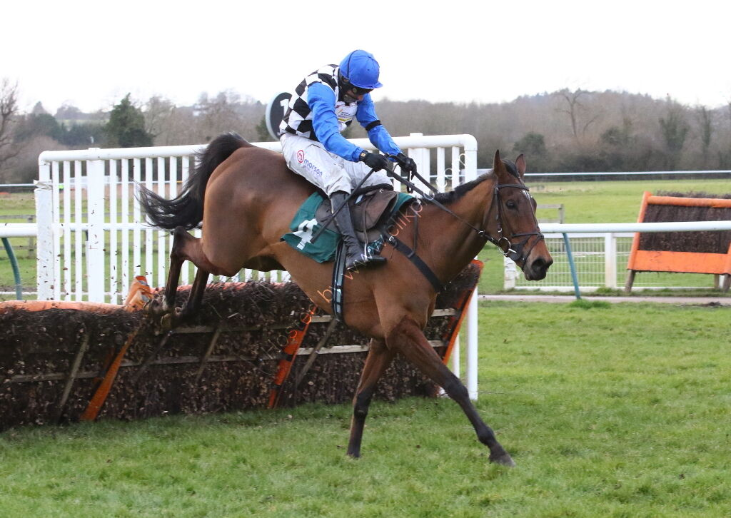 Supremely Lucky (Harry Skelton)