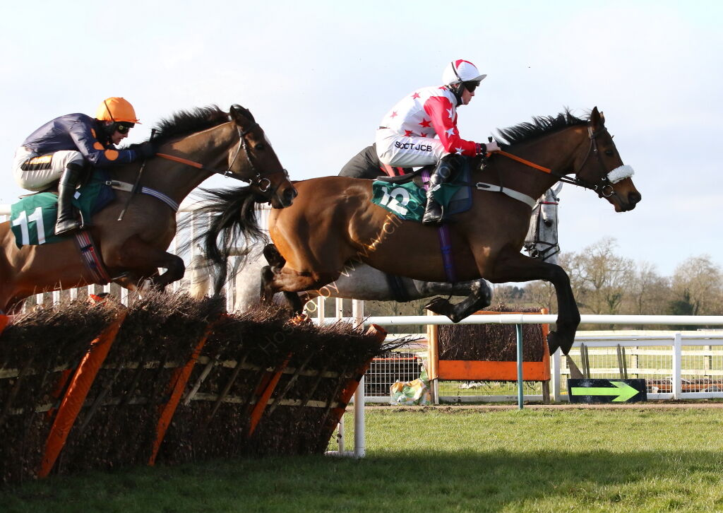 Paddy Rewards Club H'cap Hurdle.