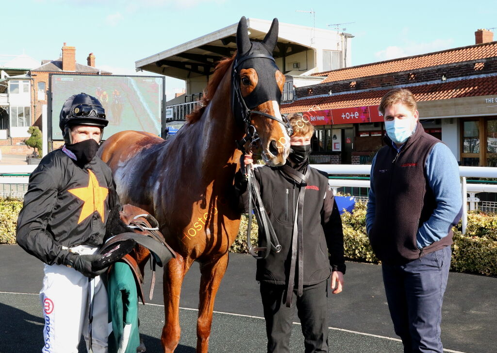 South West Syndicate Juvenile Hurdle