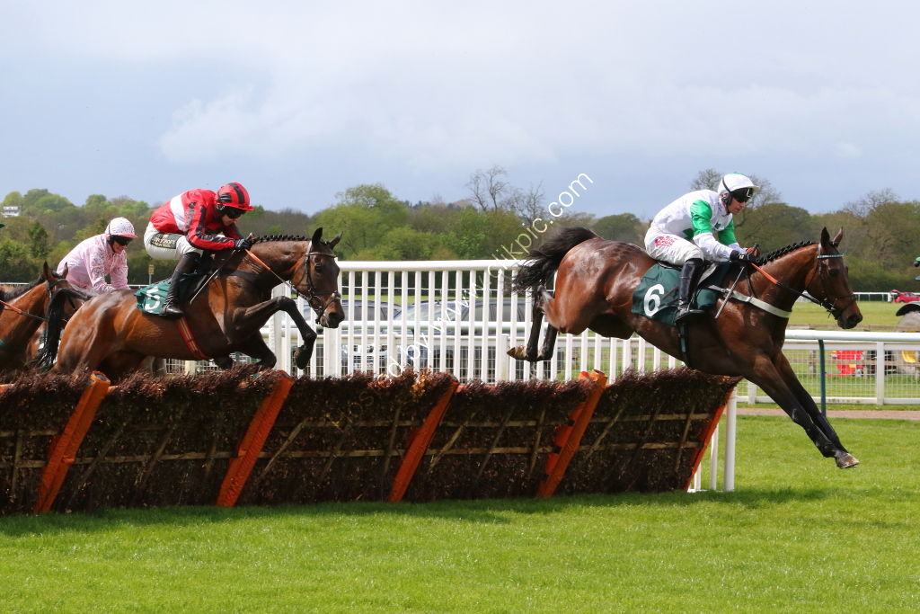 Hortons' Estate Ltd Maiden Hurdle