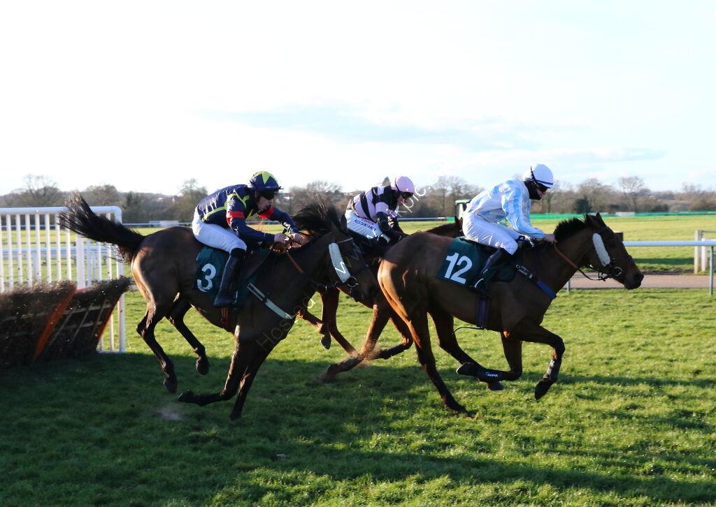 Racing TV Conditional Jockeys' H'cap Hurdle.