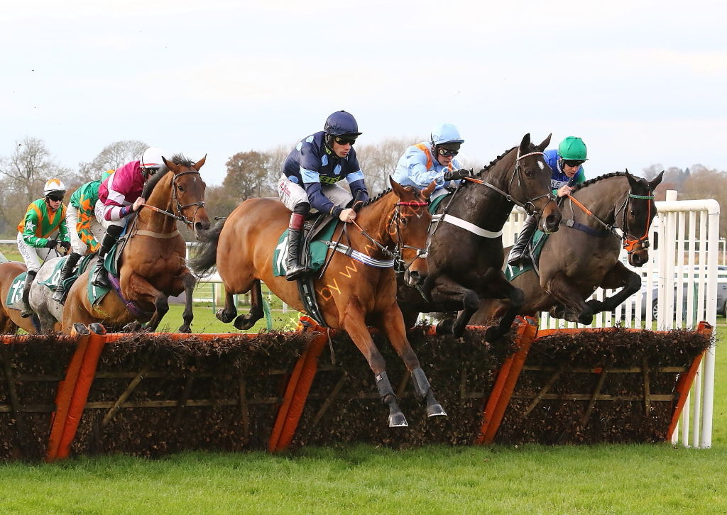 RacingTV.com NH Novices' Hurdle