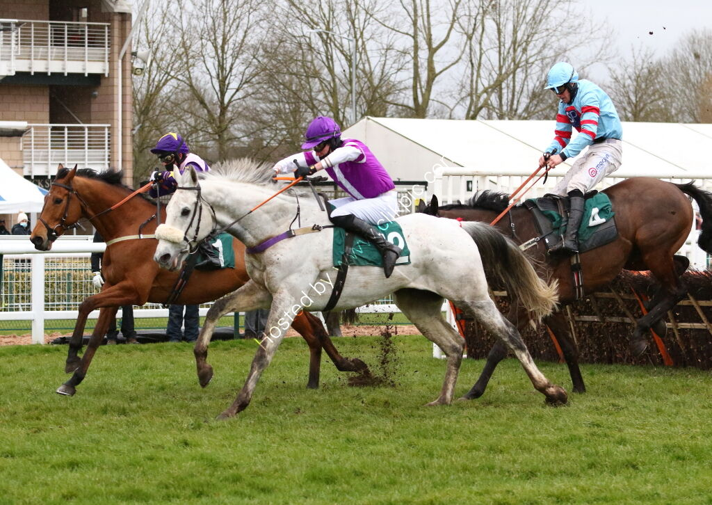 Pony Racing Authority Conditional Jockeys' H'cap Hurdle