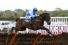 Agetur Conditional Jockeys' H'cap Hurdle.