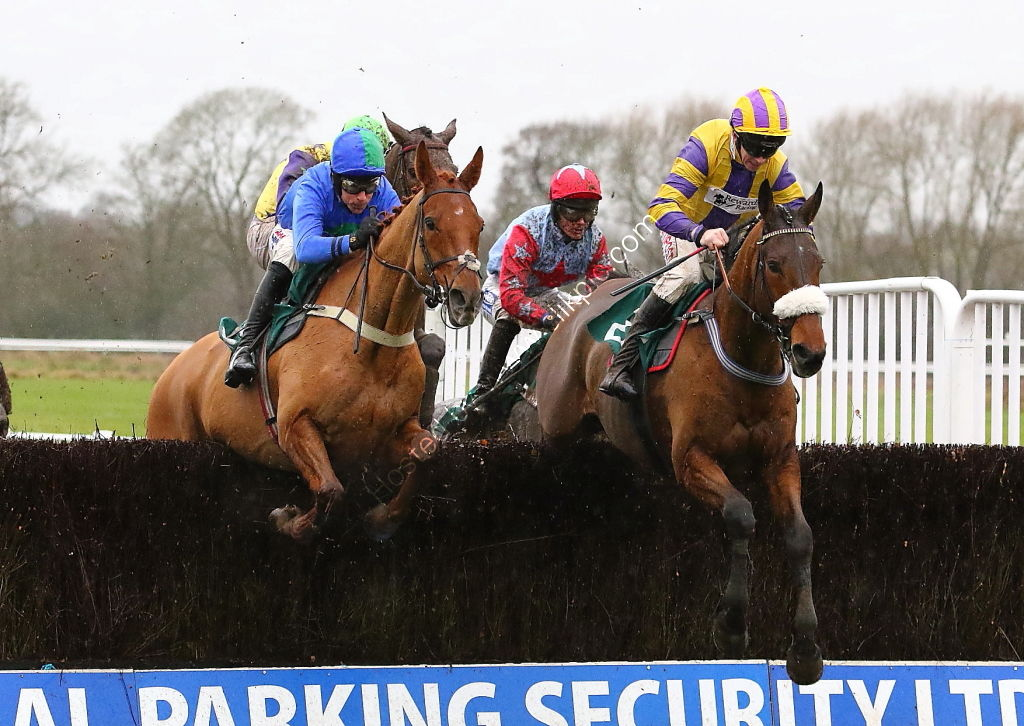 Tom Gaugham Memorial Handicap Chase.