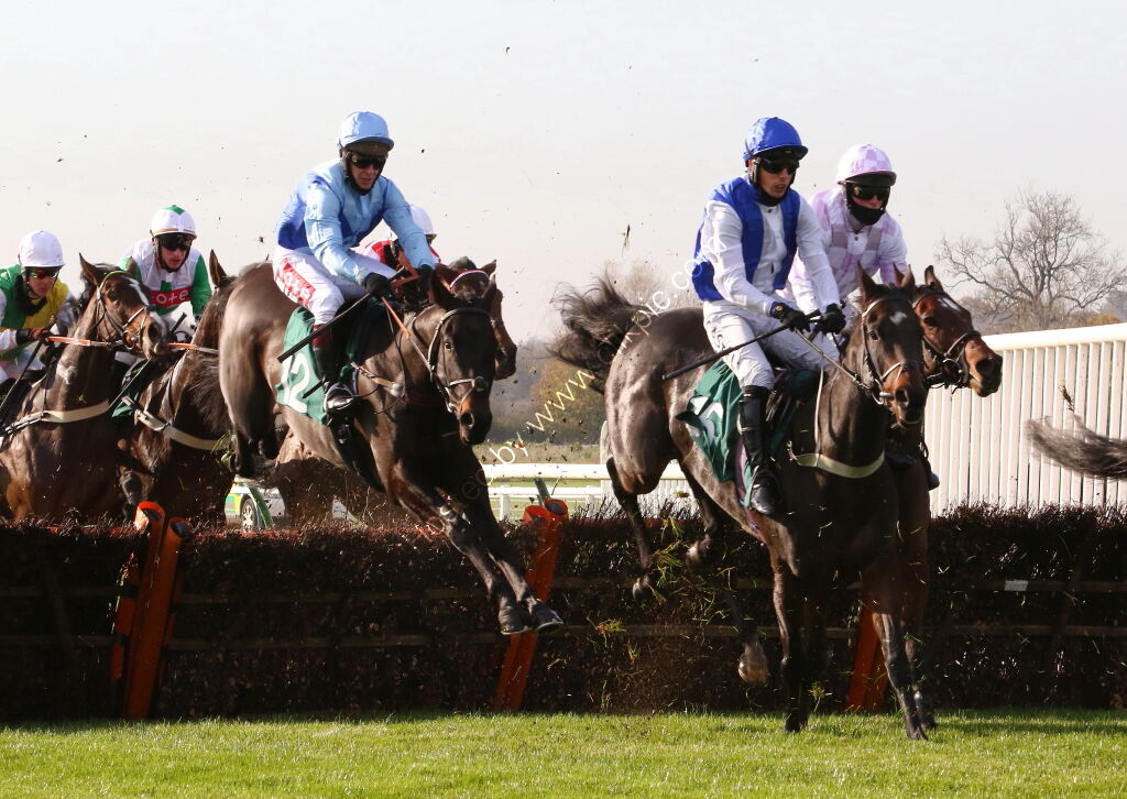 Racing Tv Novices' Hurdle
