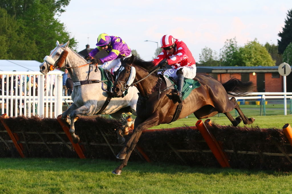 Qatar Airways H'cap Hurdle.