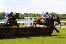 Qatar Airways Coronation H'cap Hurdle.