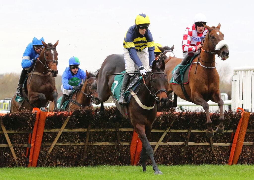 Racing TV Mares' Novices' Hurdle.