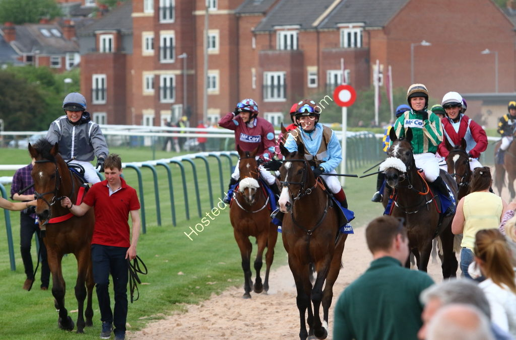 Pertemps Network Jockey Club Challenge Charity Race.