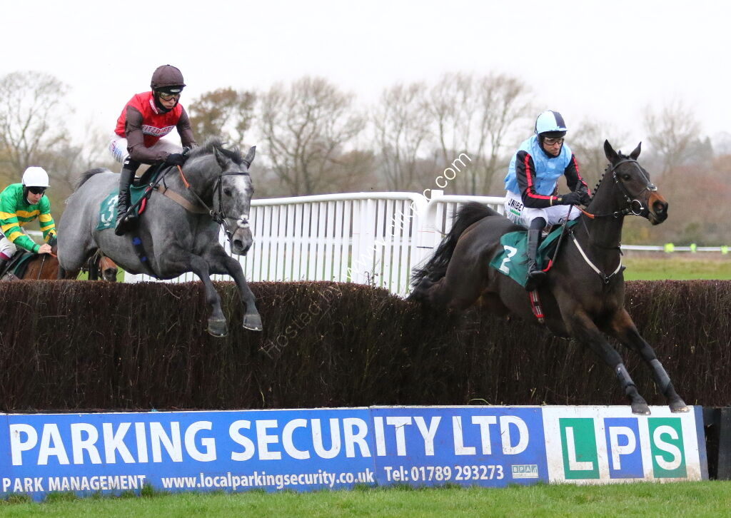Highflyer Bloodstock Novices Chase.