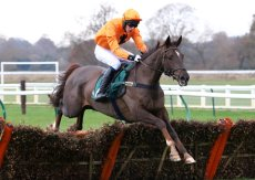 Sodick Conditional Jockeys' H'cap Hurdle