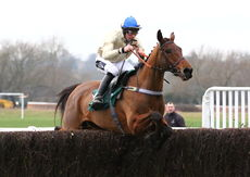 Overbury Stud Willoughby De Broke Hunters Chase.