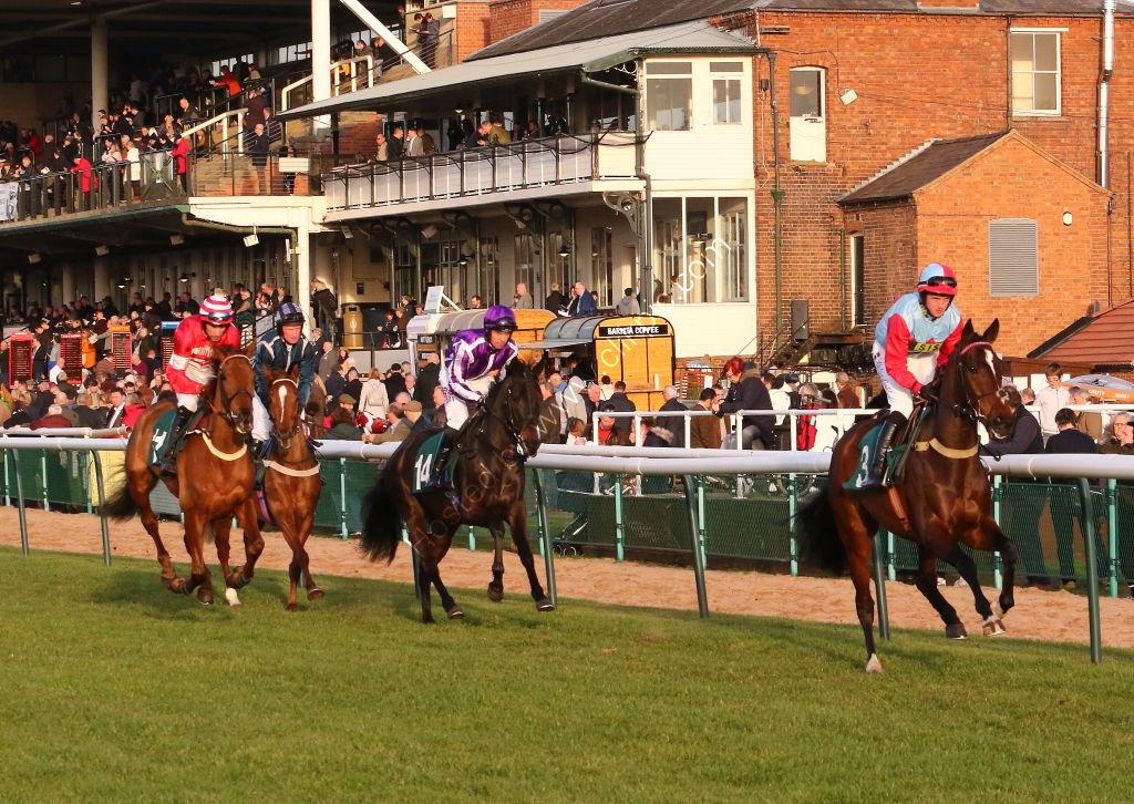 British Stallion Studs EBF Mares' Standard Open NH Flat race.
