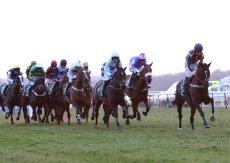 British Stallion Studs EBF Standard Open NH Flat race.