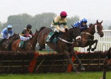 Racing UK Amateur Riders' H'cap Hurdle.