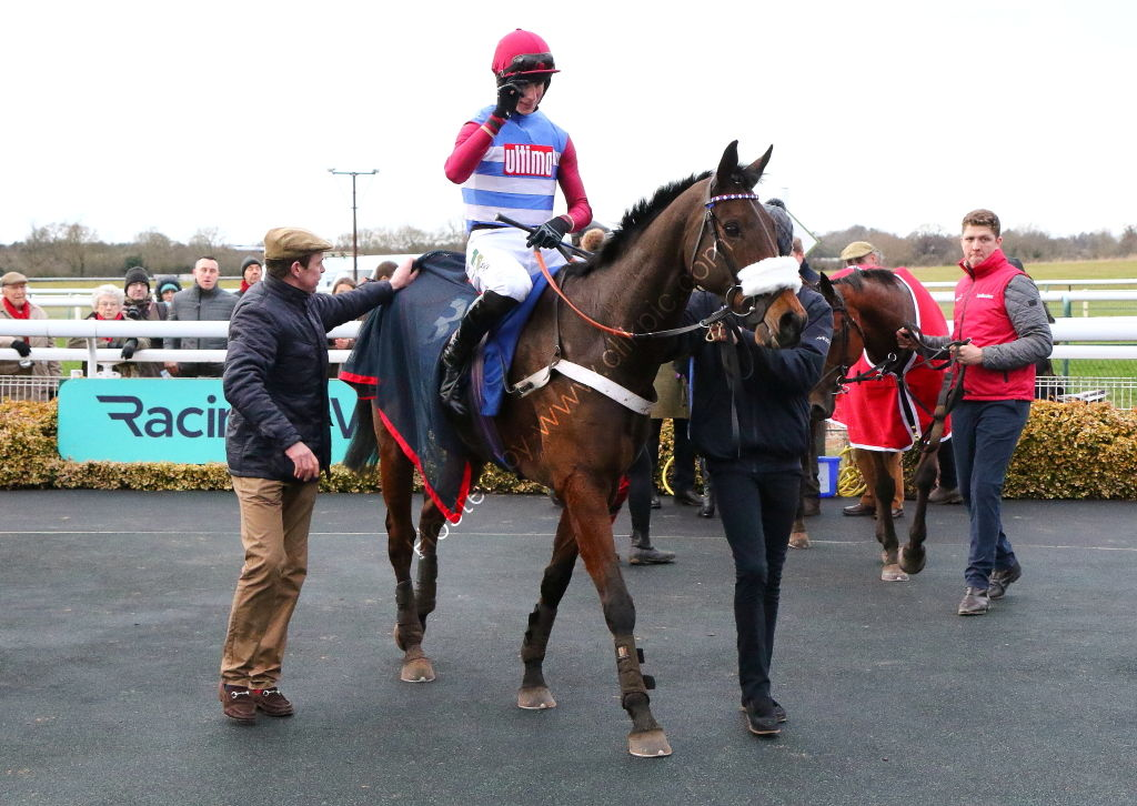 Pertemps Network H'cap Hurdle.