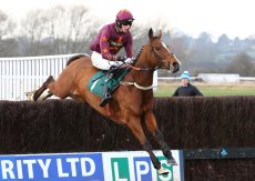 Fourpenny Plate Mares' Nov H'cap chase