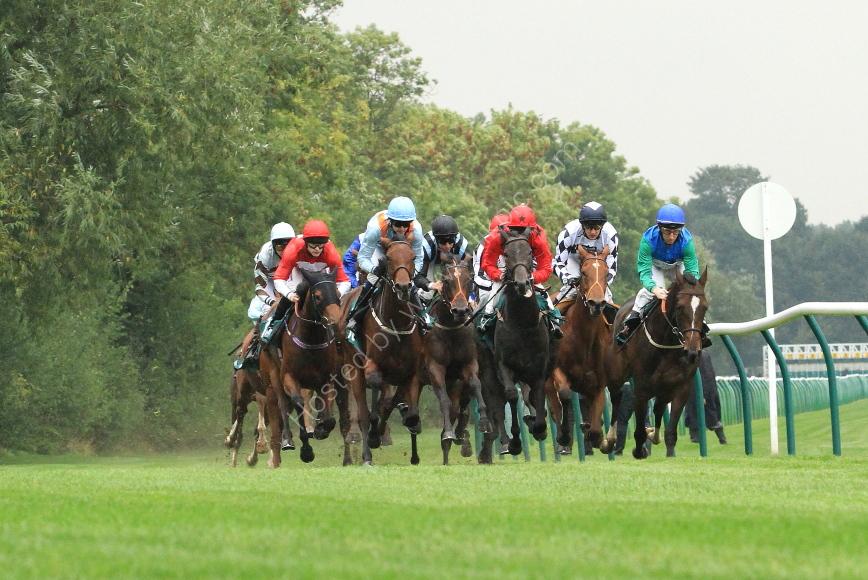 Irish Stallion Farms EBF Maiden Fillies Stakes.