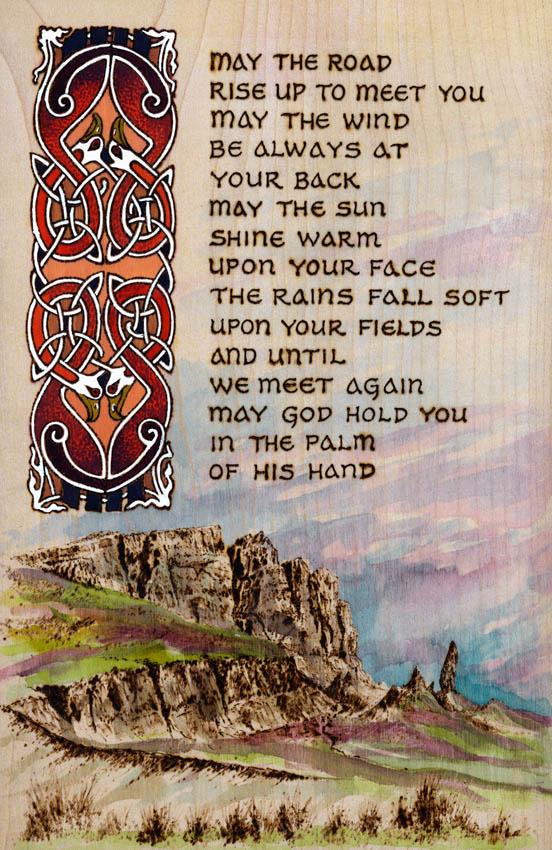 106 Celtic Blessing 2