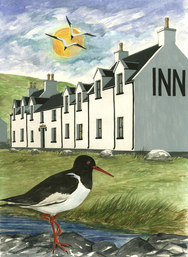 181 Stein Inn sign