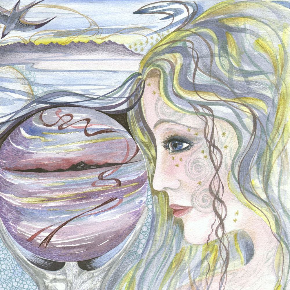 Dandelion Designs:- Cathy Myhilll - Skye Dreamer